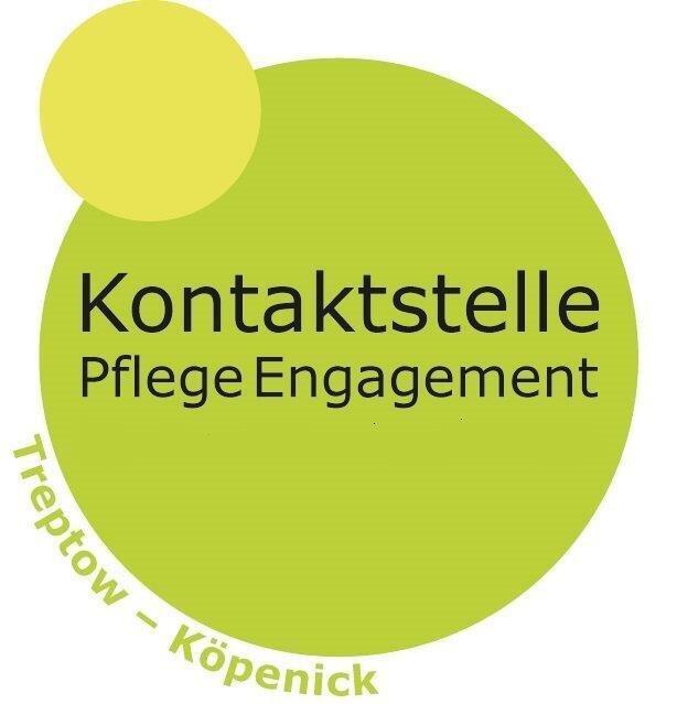 Logo Kontaktstelle PflegeEngagement T-K