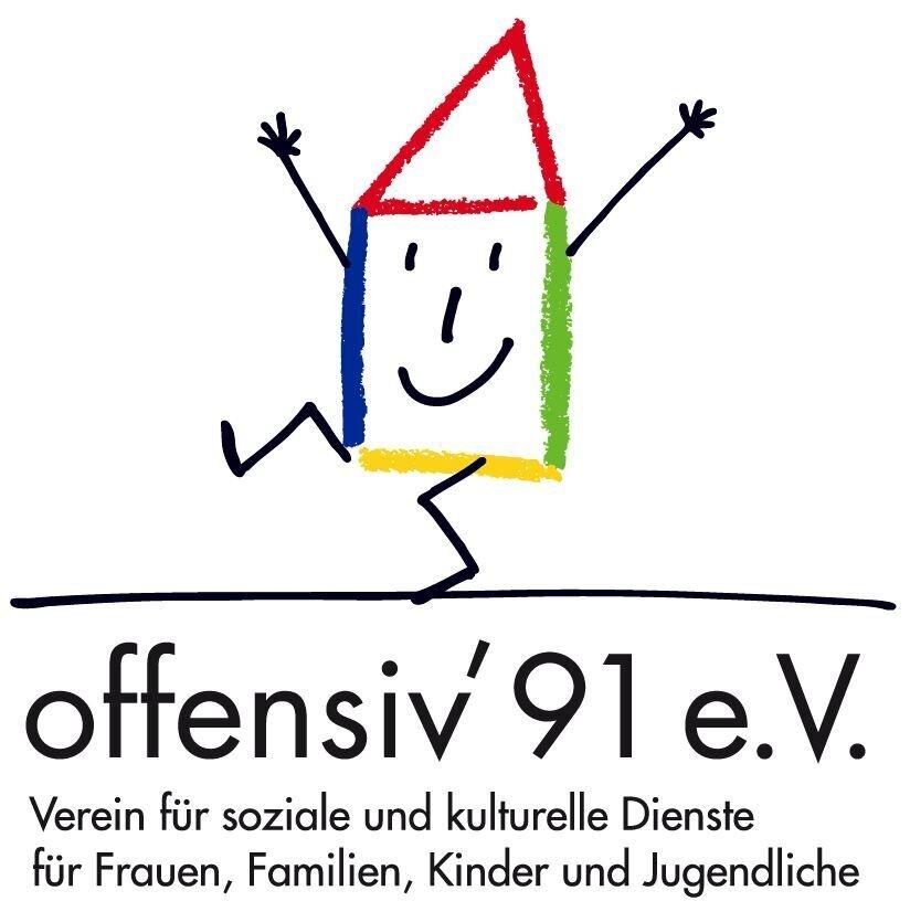 Logo offensiv'91 e.V.