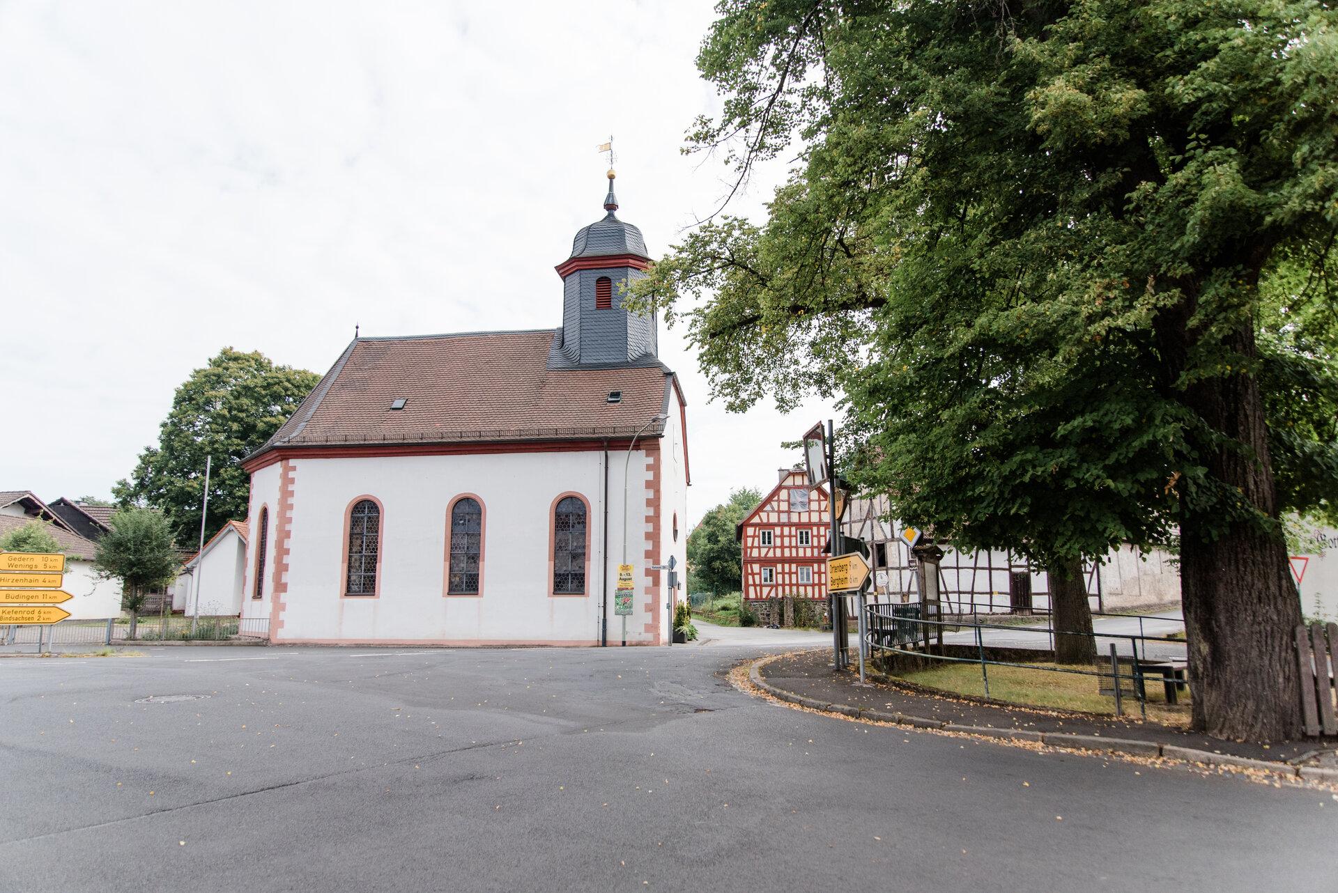 Evangelische Kirche in Gelnhaar