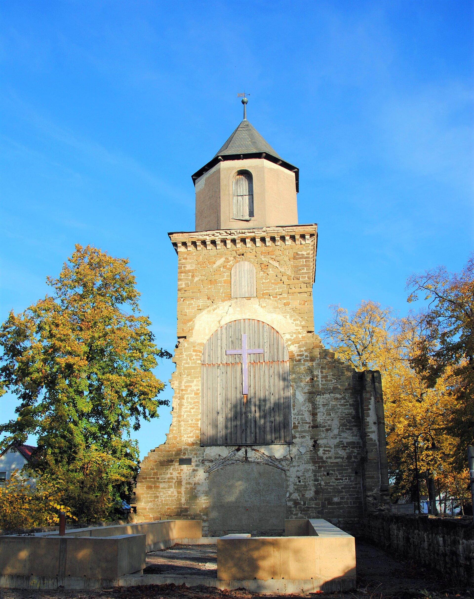 Kirche Kleinrudestedt