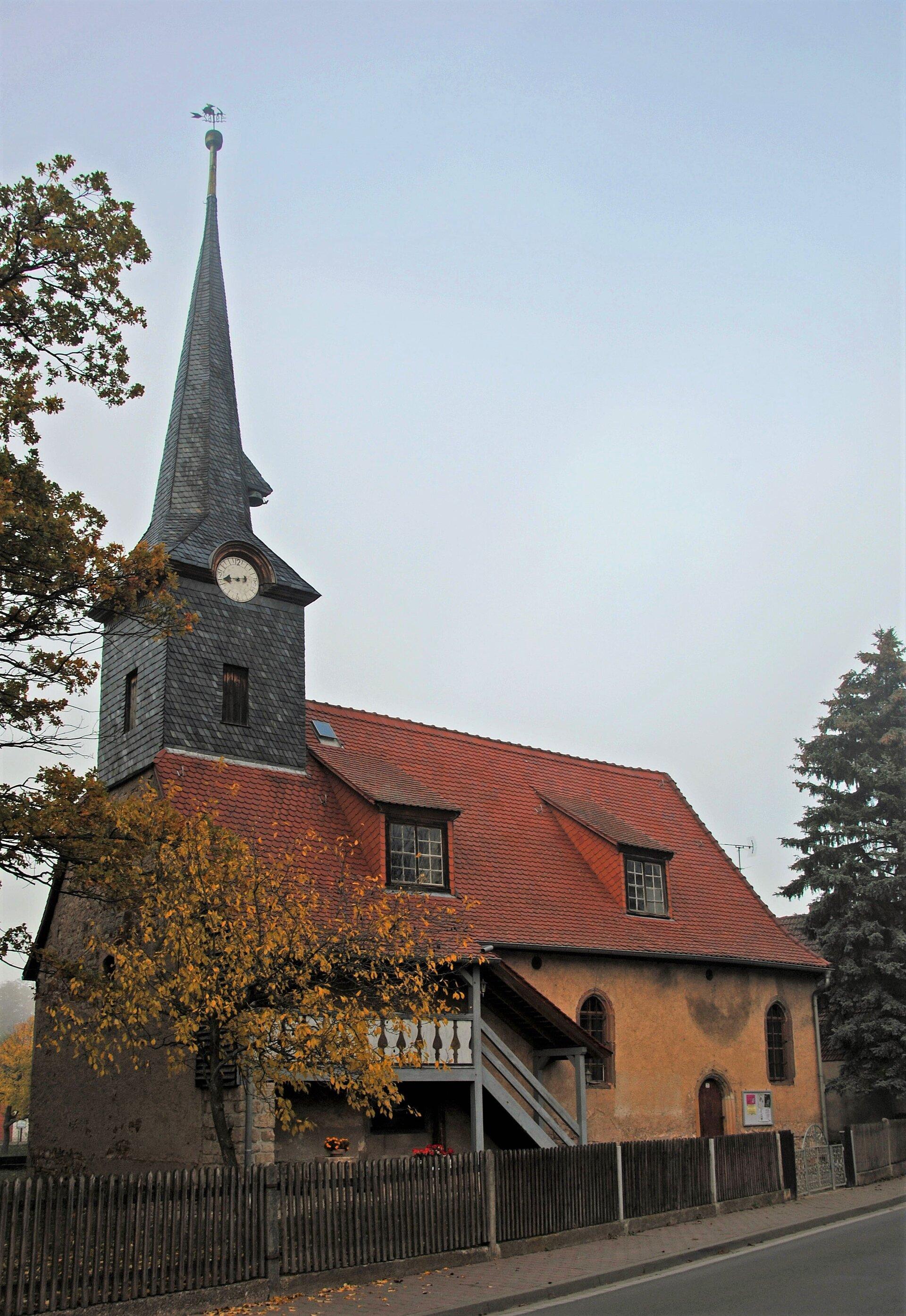 Kirche Schwannsee