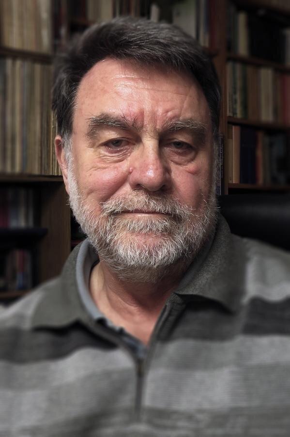 Porträtfoto des Künstlers Dietmar Hann