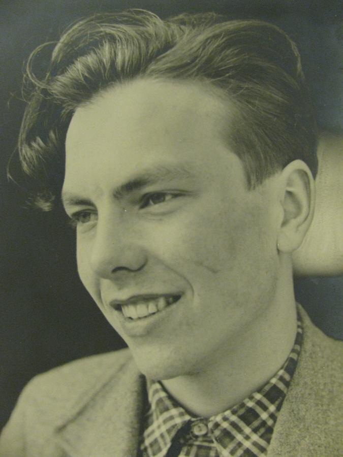 Der junge Hans Seiler