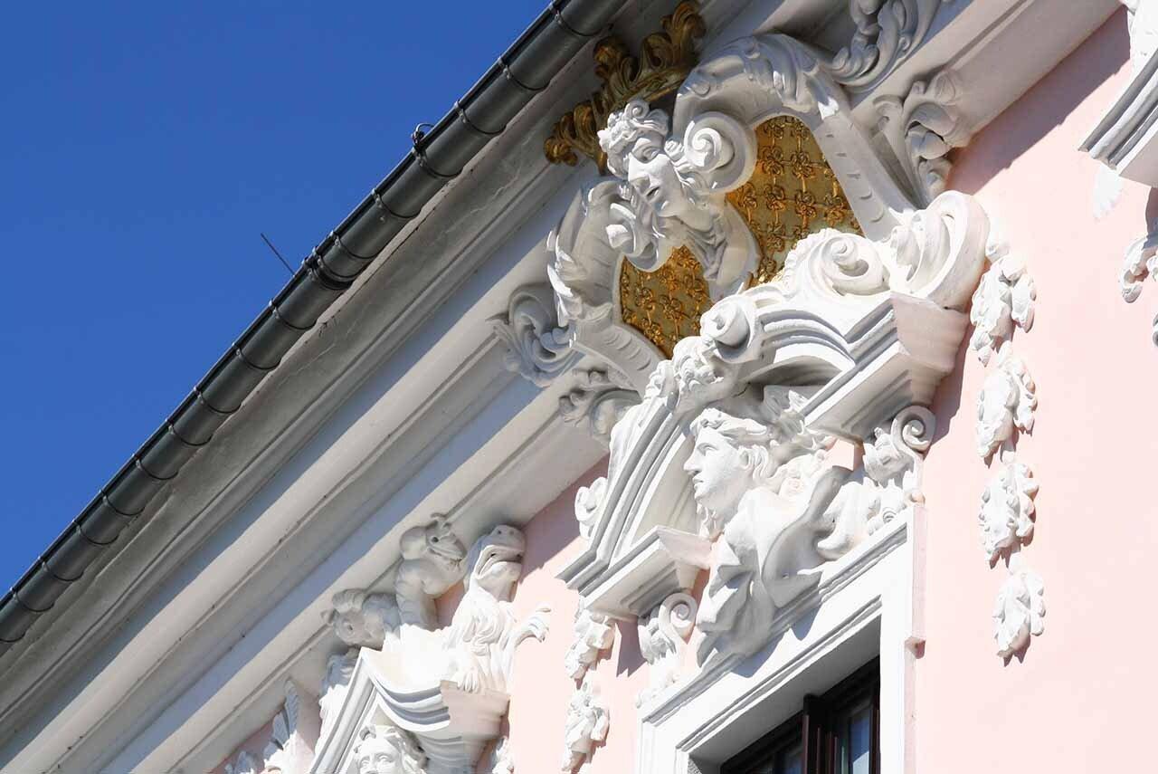 Barockes Bortenreuther-Haus