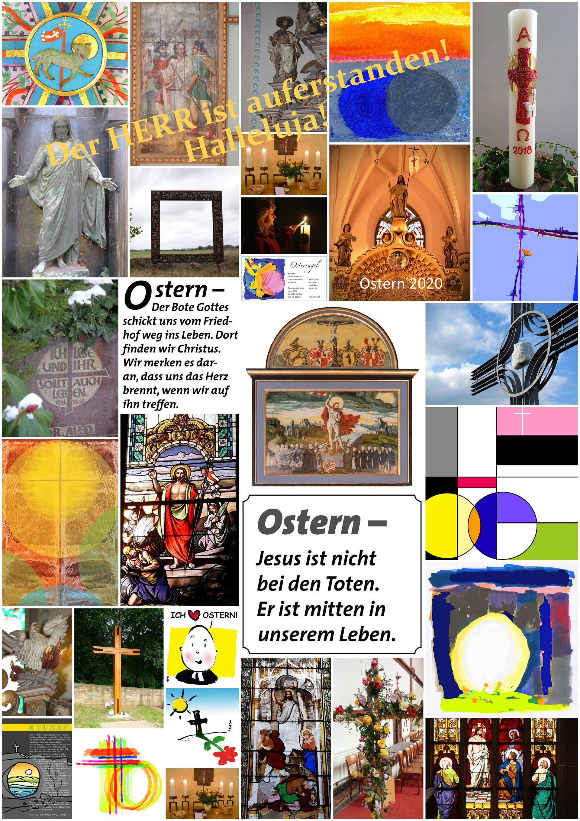 Osterfest_2020._Bilder_statt_Predigt