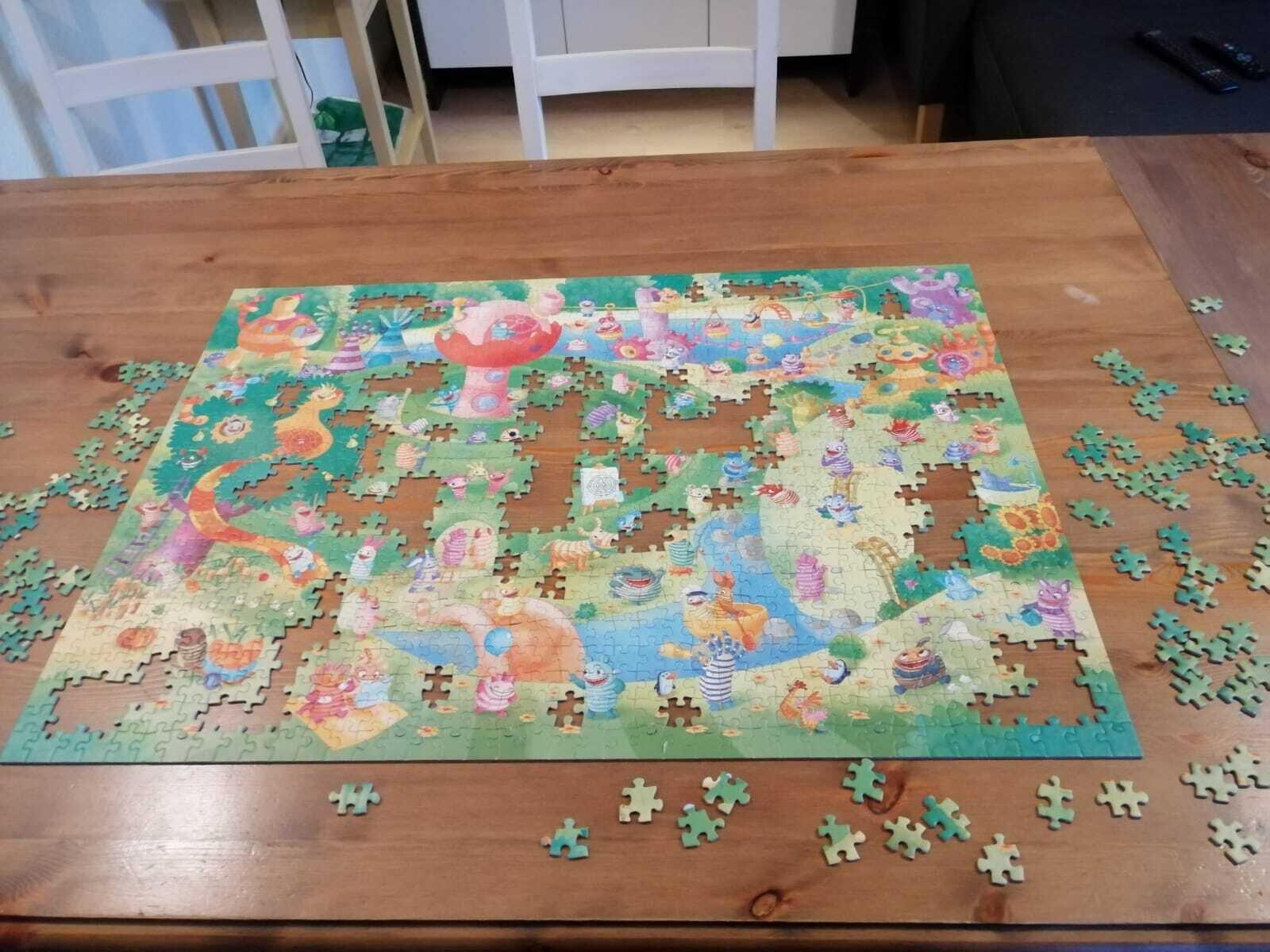 Bild zeigt ein Puzzle