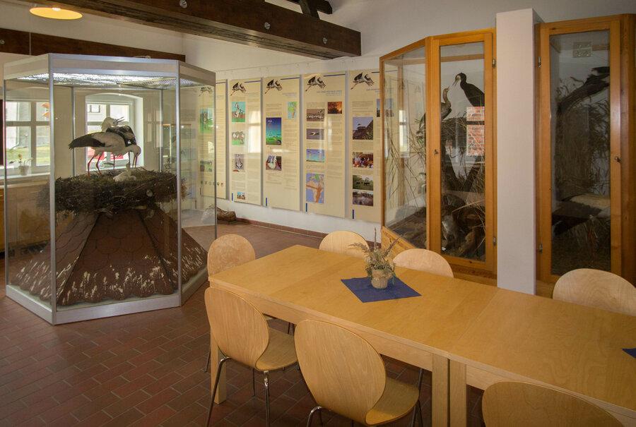 Ausstellung im Storchenhaus