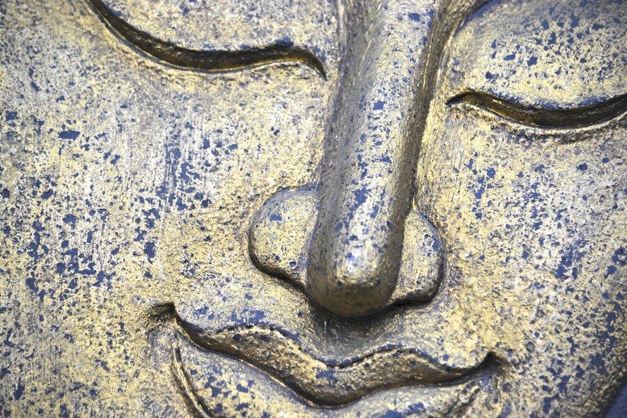 Zen Gesicht