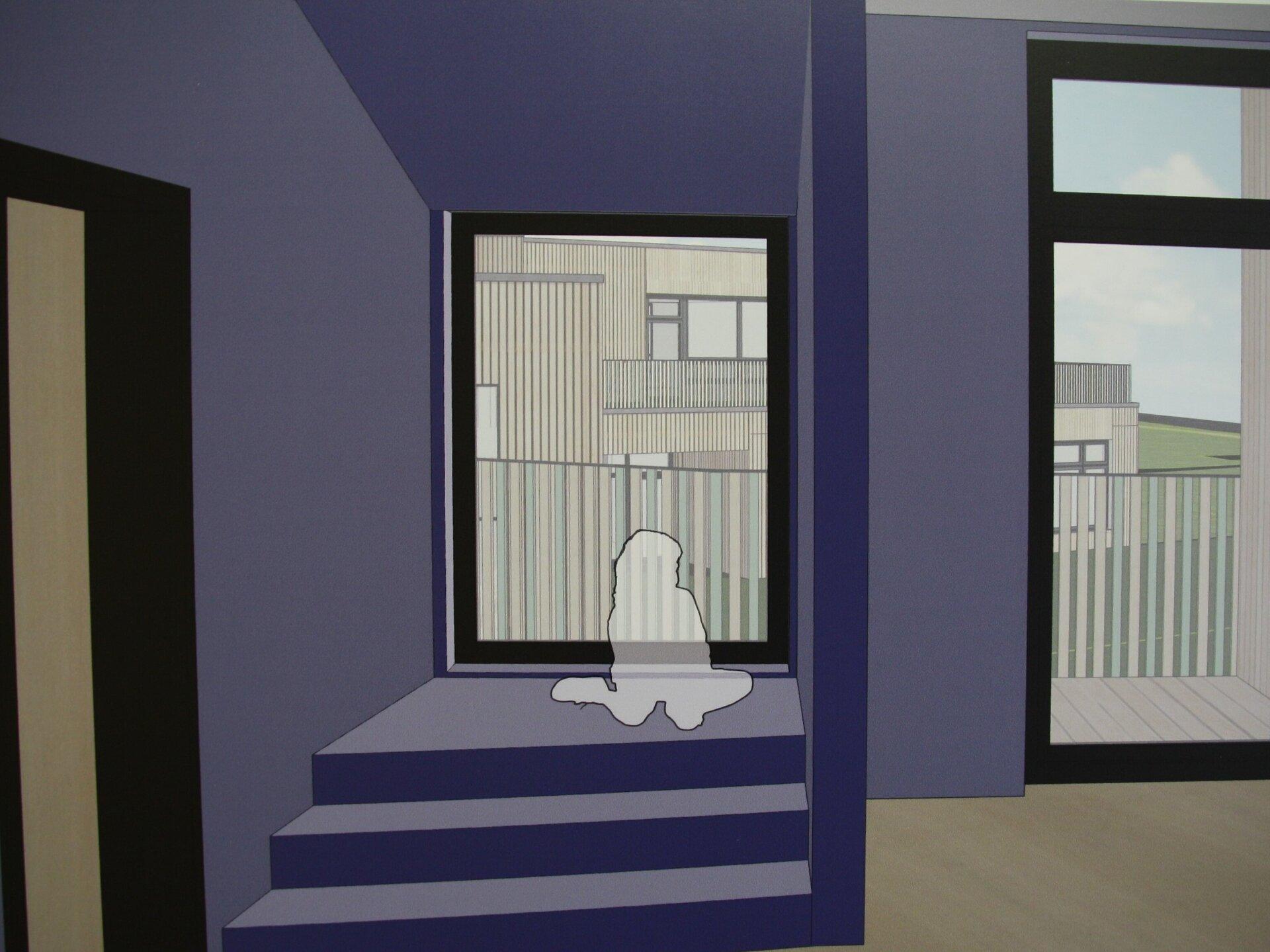 Kita: Hauptraum  Ü3 - Snoozlefenster