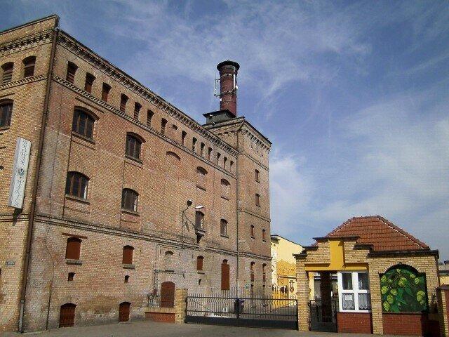 Browar Witnica, die Brauerei im einstigen Vietz