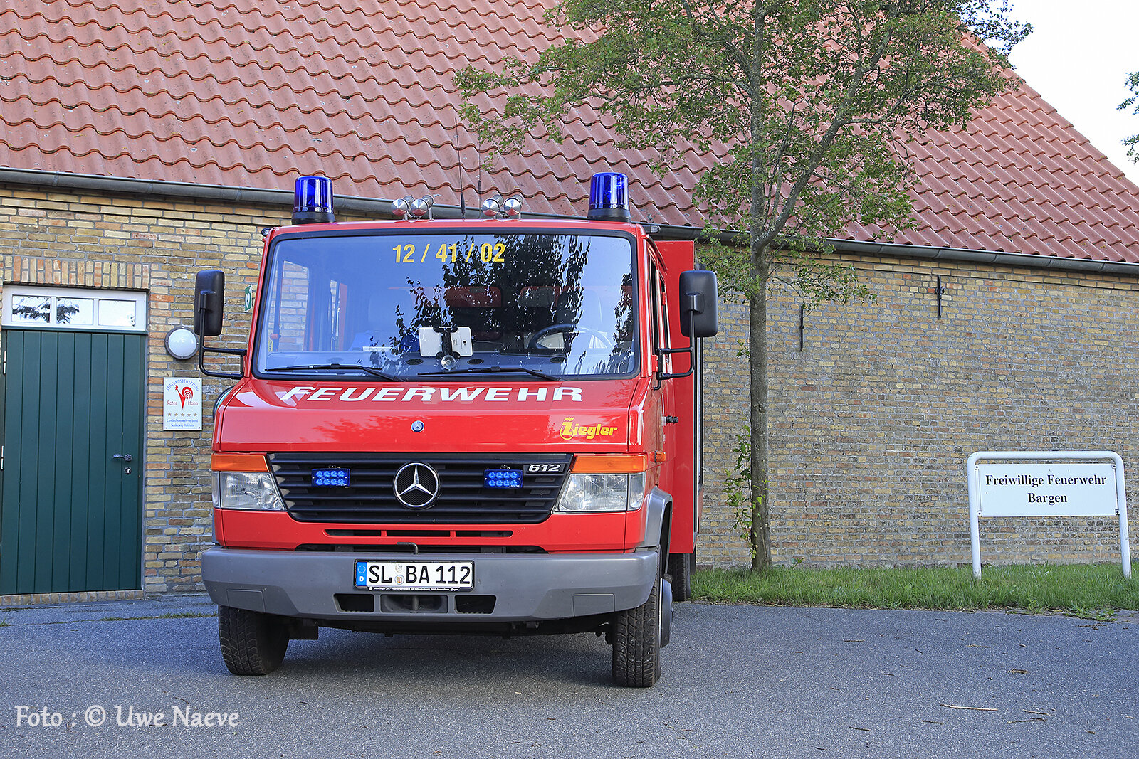 Feuerwehr Bargen