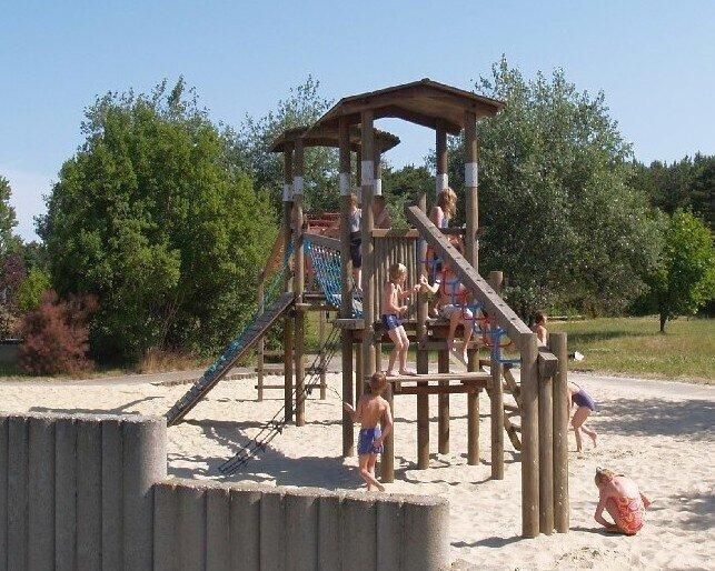 Spielplatz im FEZ