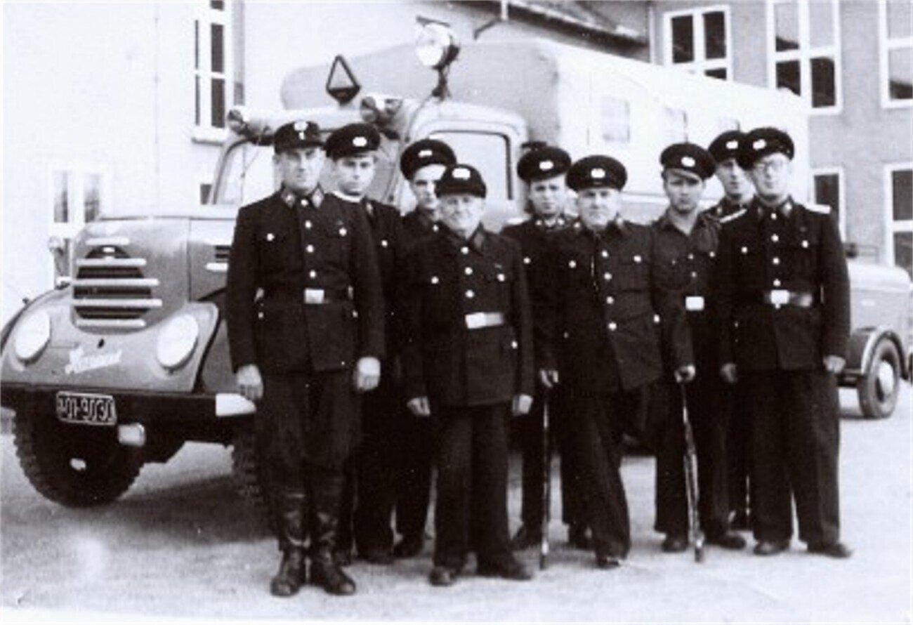 Löschgruppe 1953