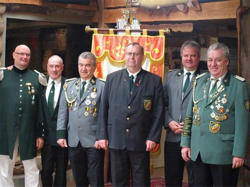Vorstand des MSB 1865/2001