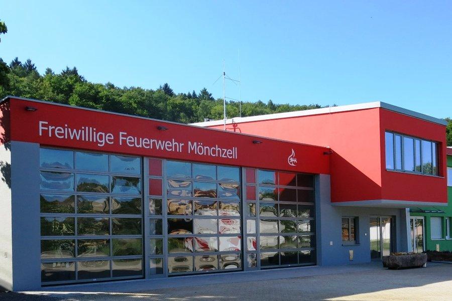 Feuerwehrgerätehaus Mönchzell