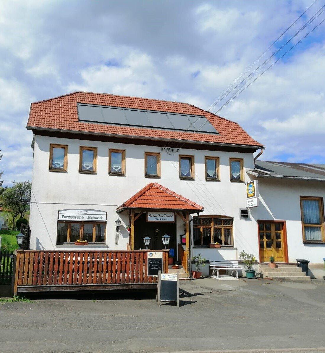 Gaststätte Zum Dolmar