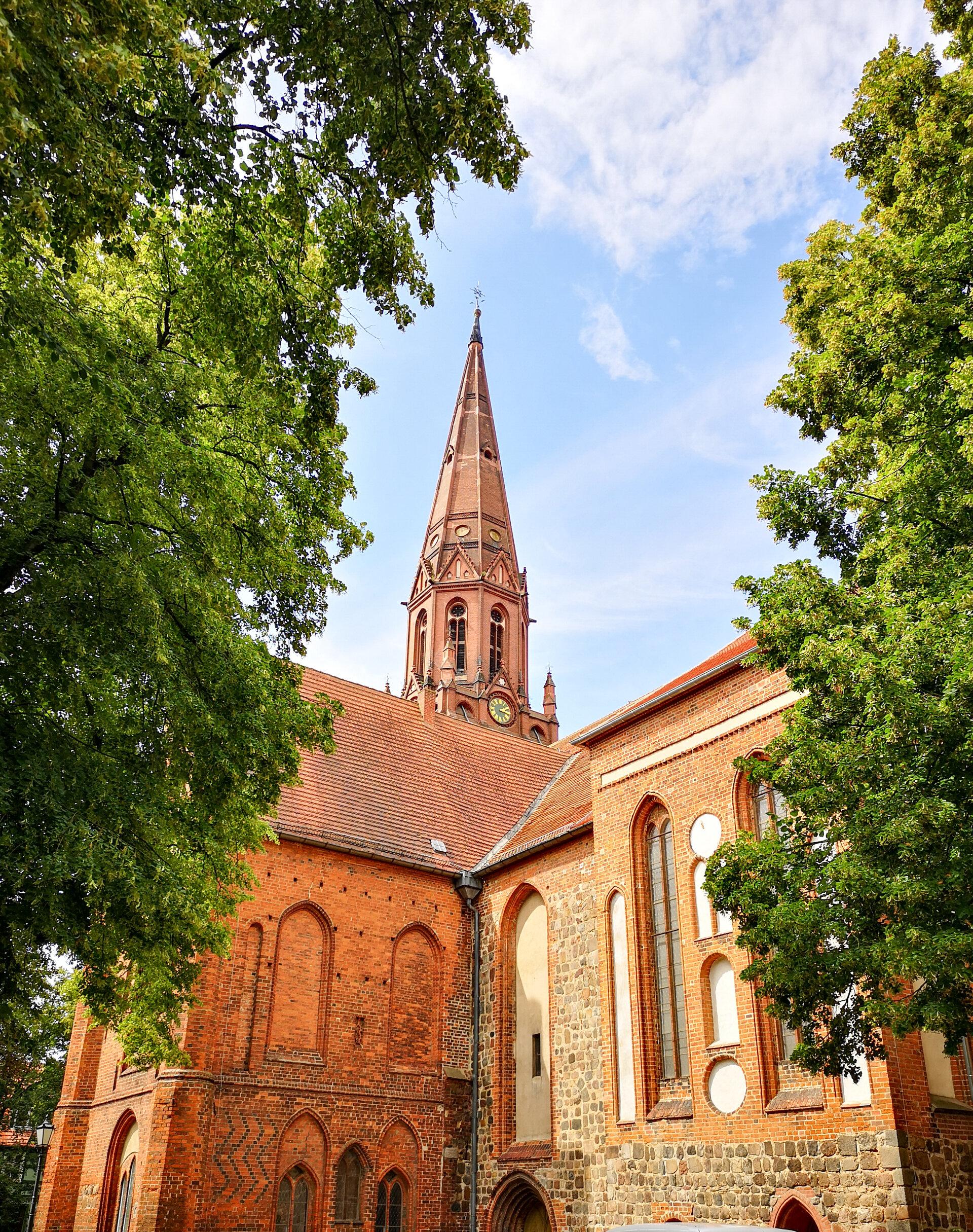 Kirche Sankt Nikolai