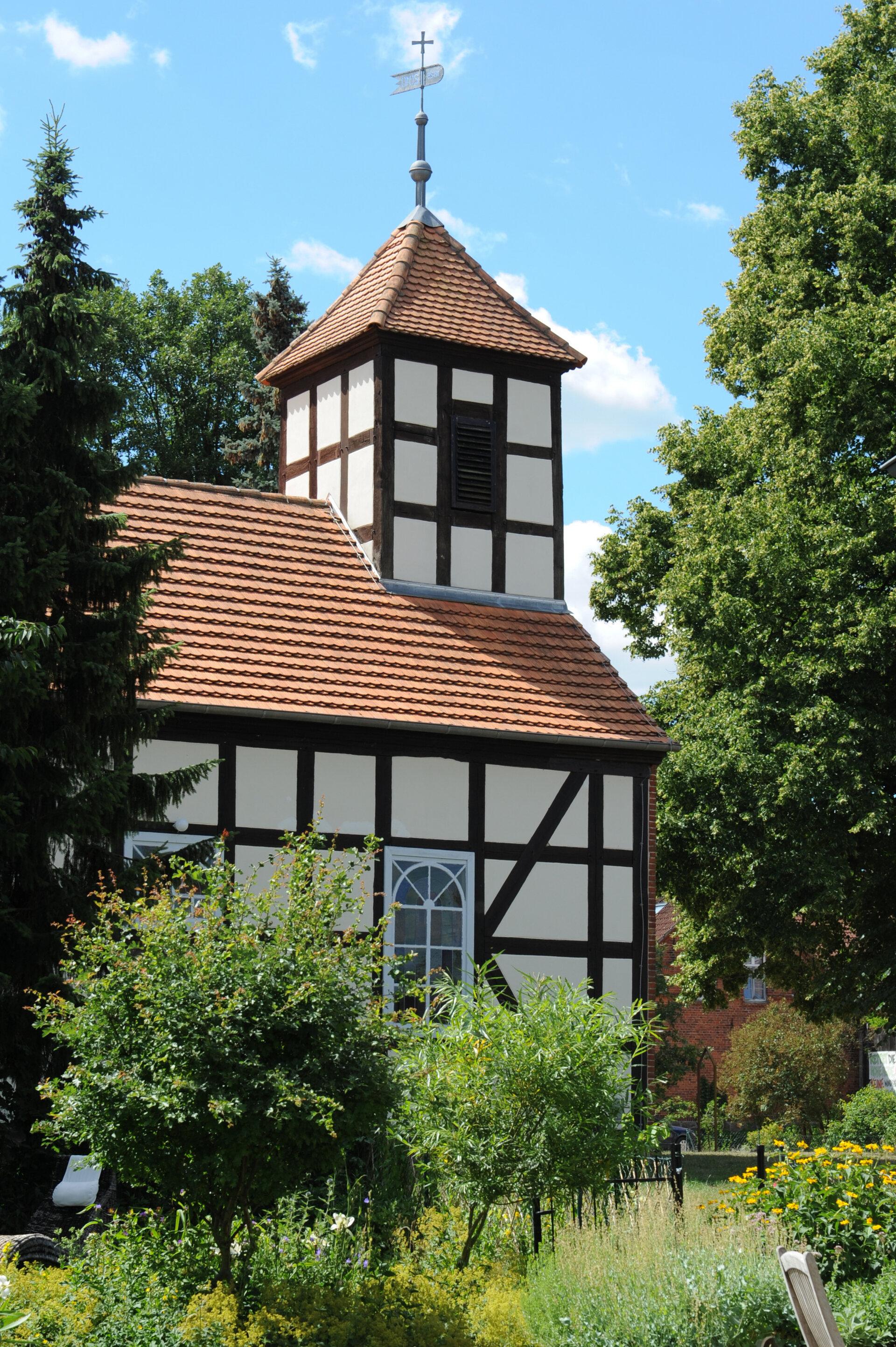 Kirche Bölzke. Foto: Uta Süße-Krause
