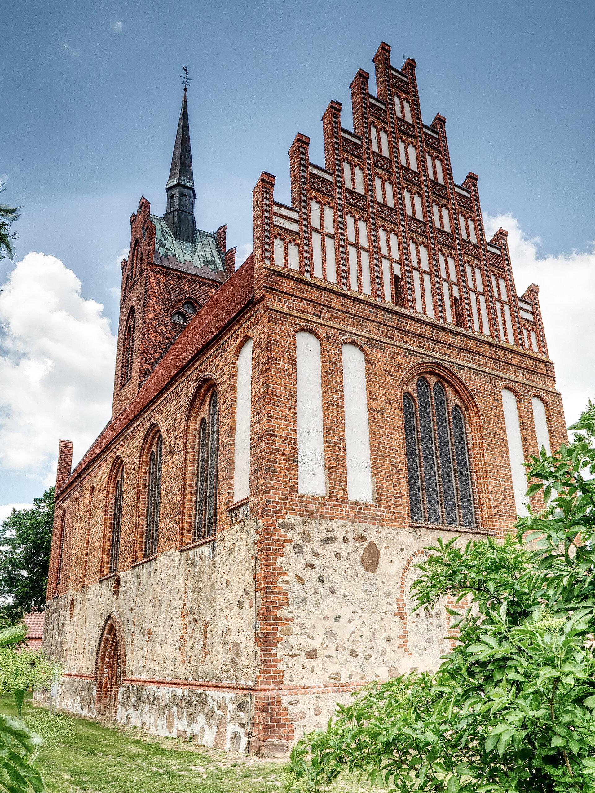 Wallfahrtskirche Alt Krüssow