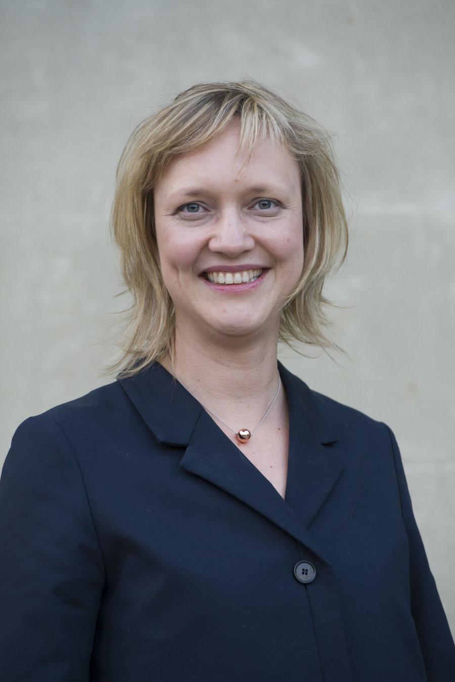 Dr. Viviane Brunne, Vorsitzende des VDBIO