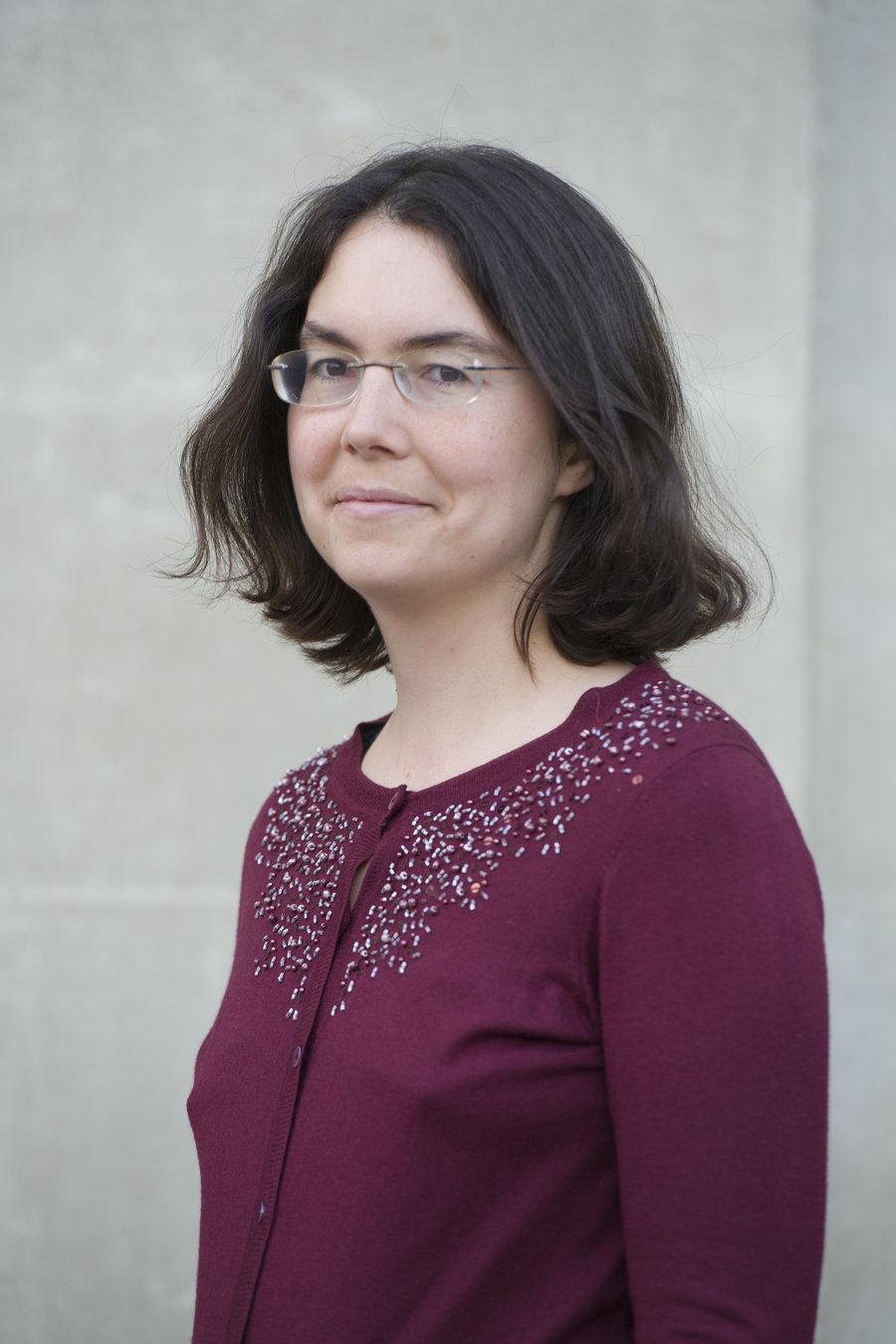 Sonja Köppel, Schriftführerin des VDBIO