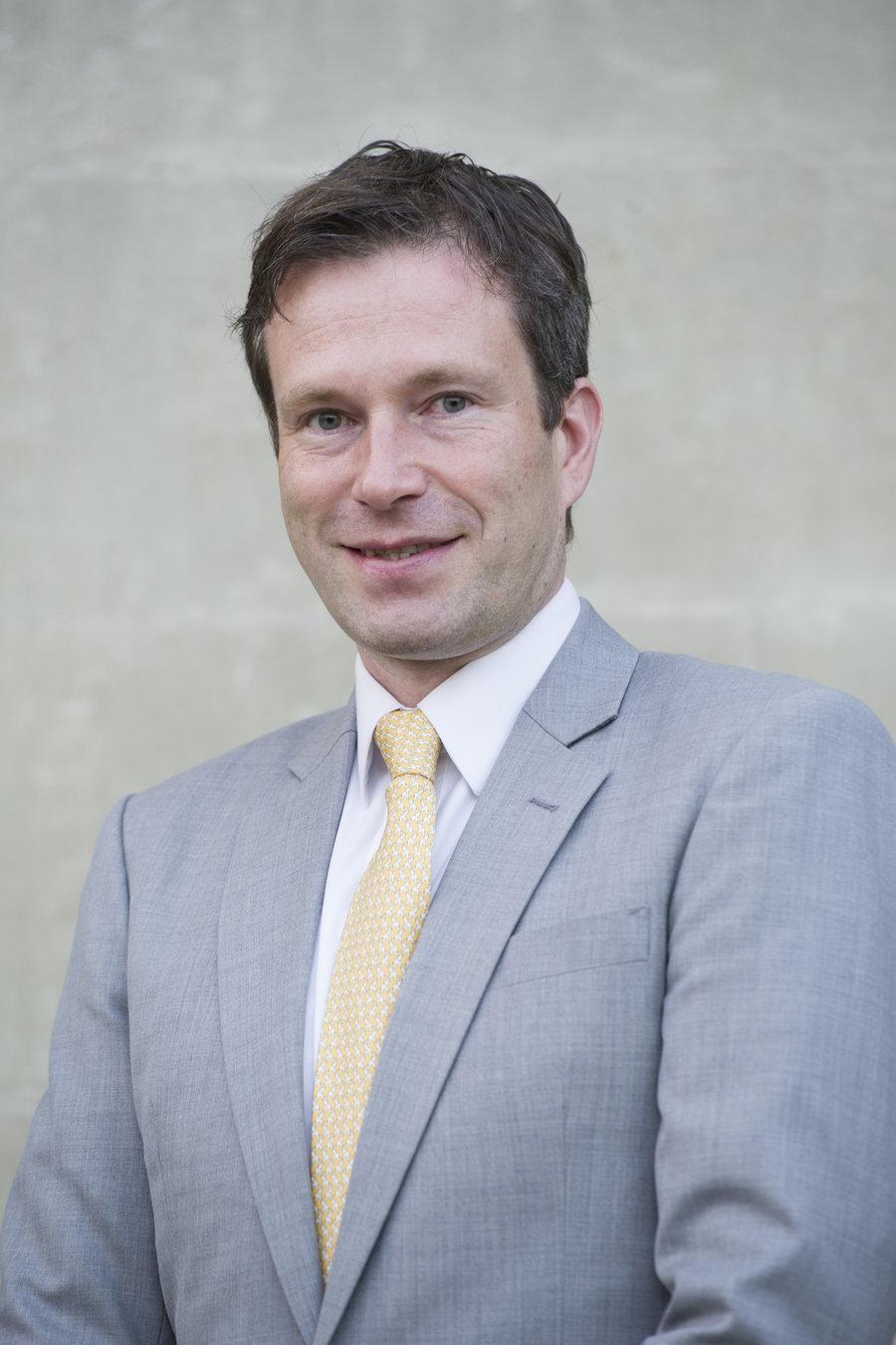 Frank Moser, Schriftführer des VDBIO
