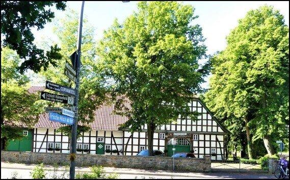 Hofstelle Obrock