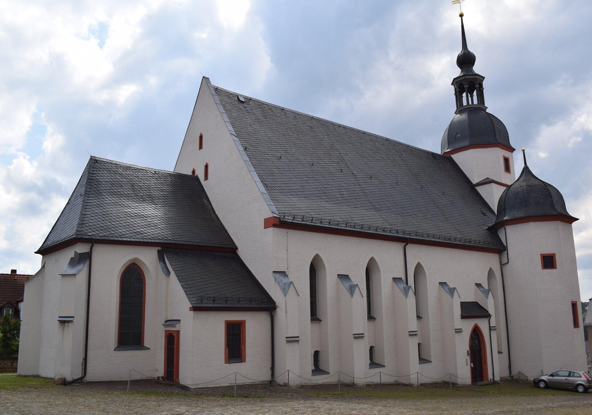 Stadtpfarrkirche St. Egidien