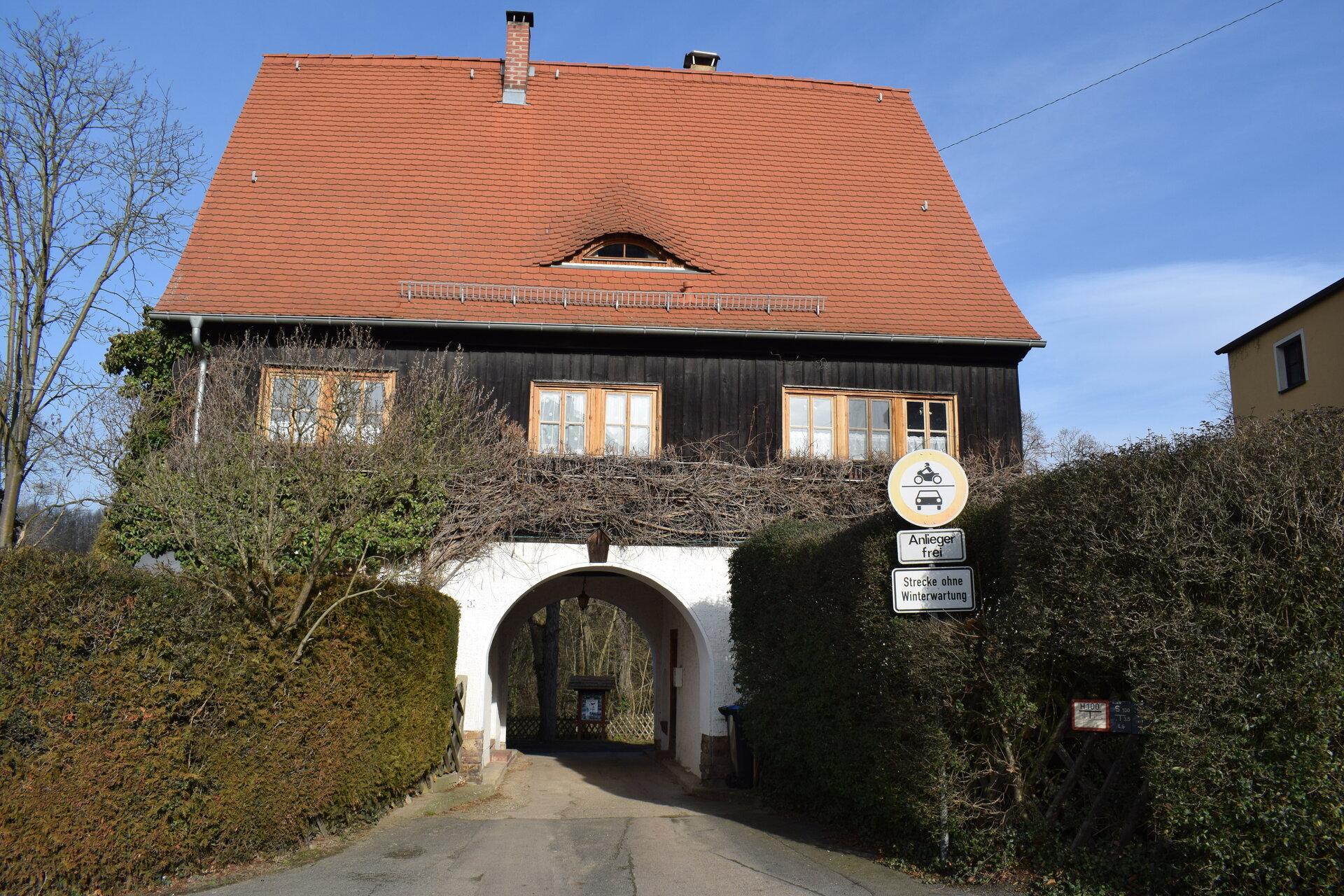 Colditzer Tiergartentorhaus
