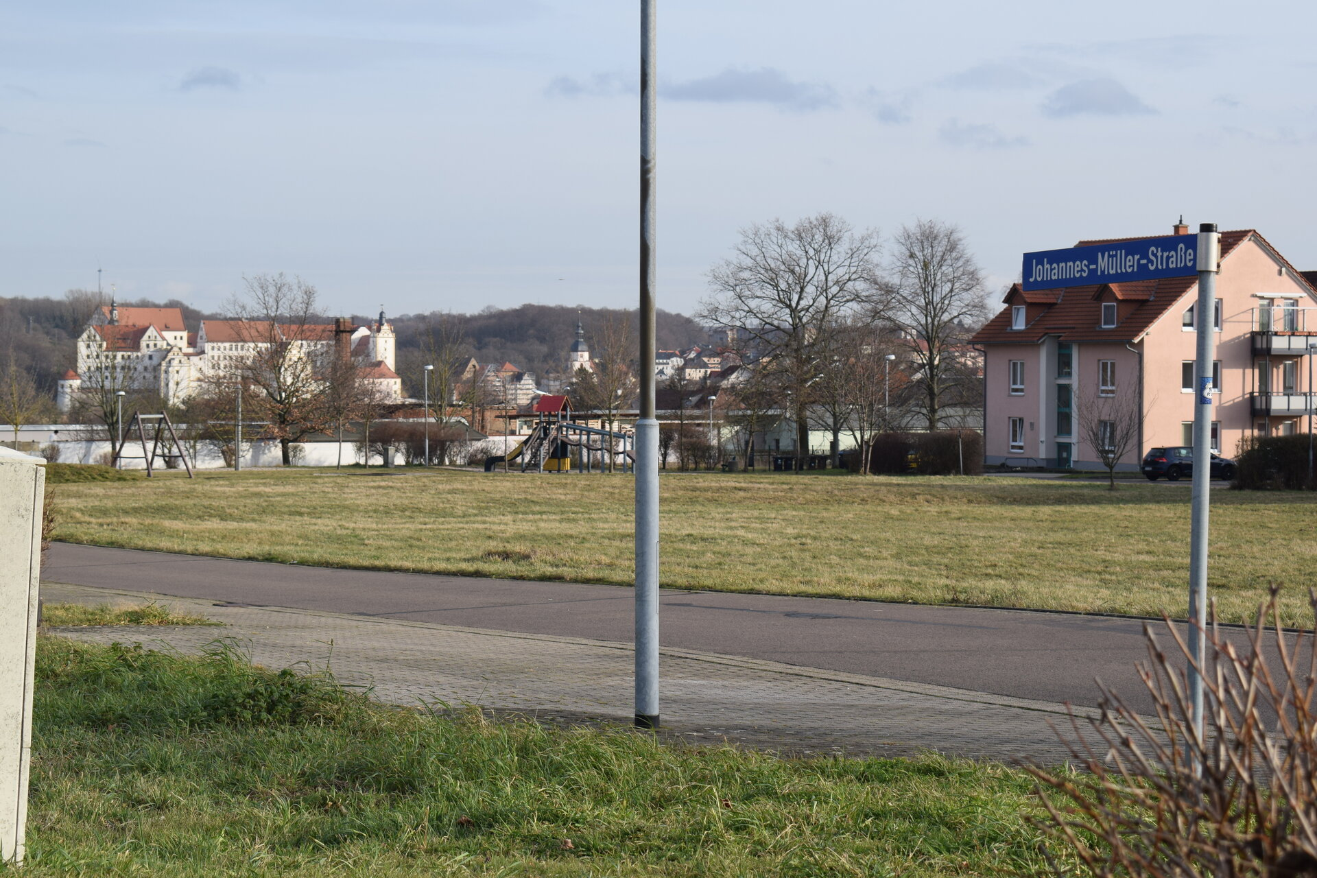 Johann-David-Köhler-Straße in Thumirnicht