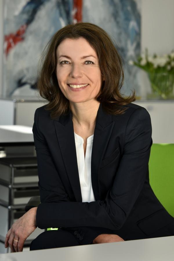 Bild zeigt Bürgermeisterin Monika Böttcher