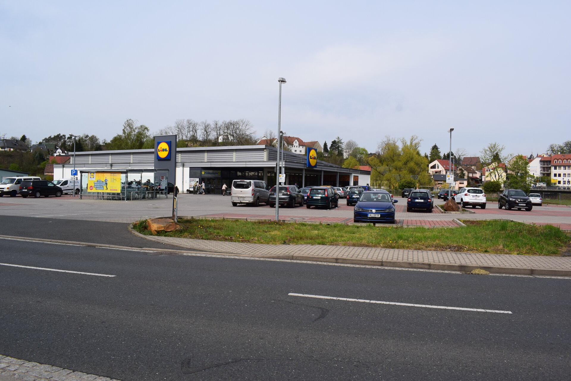 Lidl-Markt