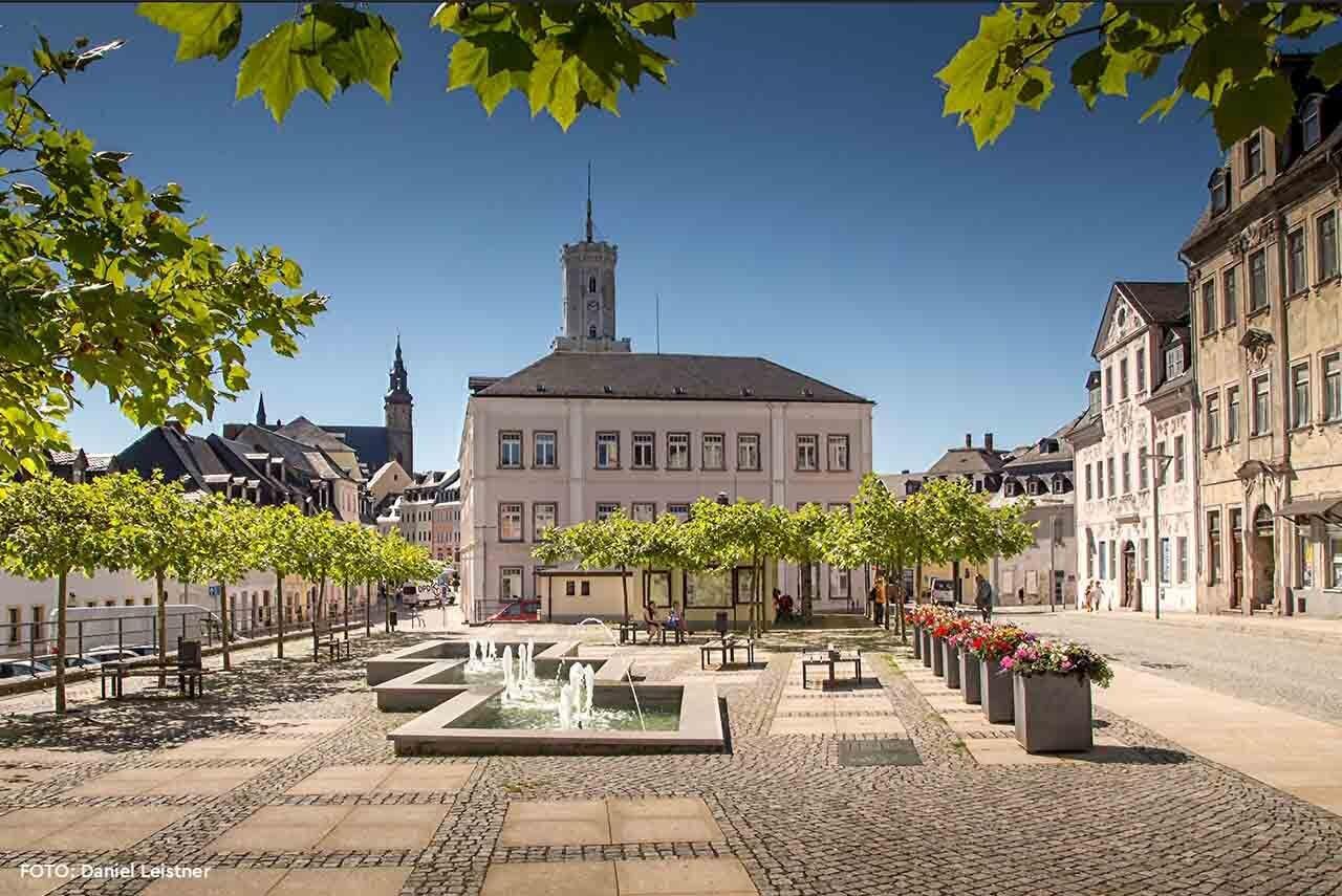 Barocke Innenstadt