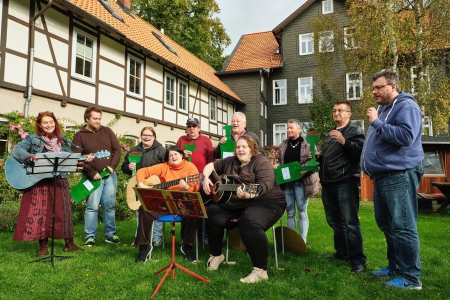 Unsere Musikgruppe - LautStark