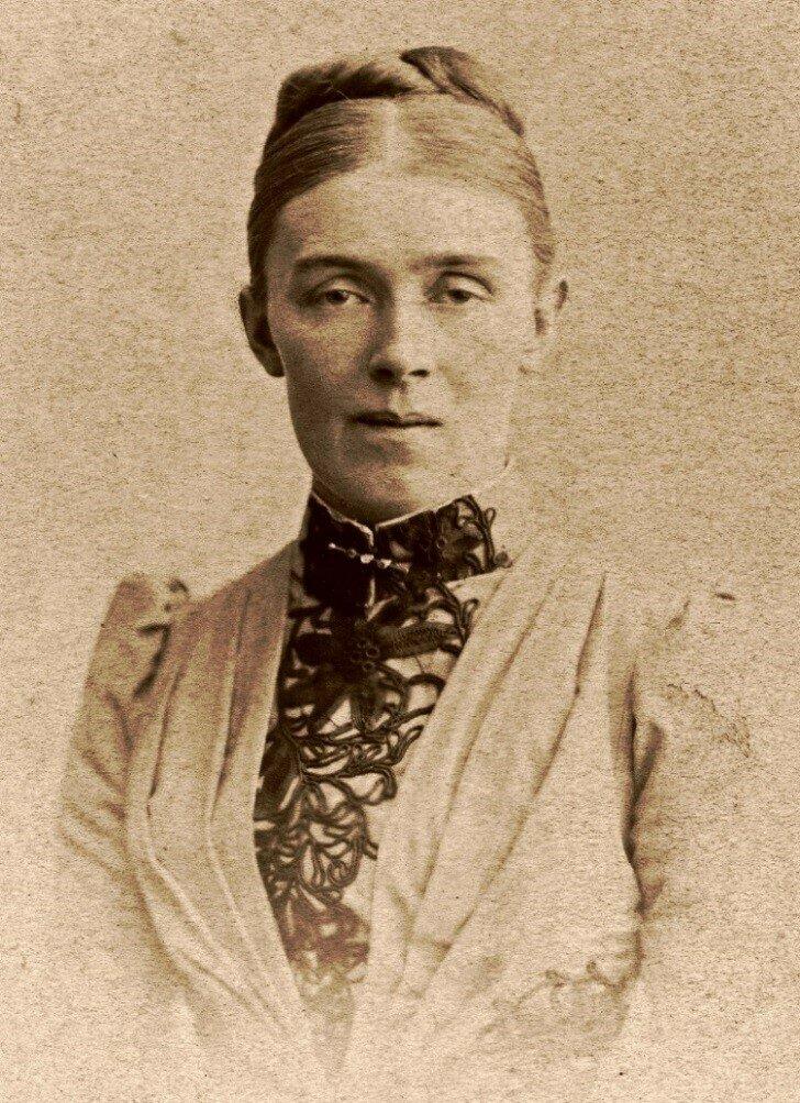 Clara von Lücken, geb.von Kardoff