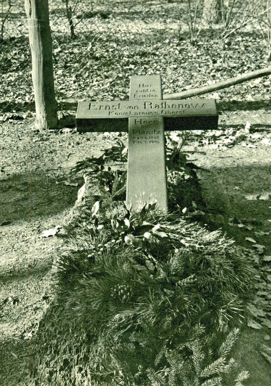 Holzkreuz 1945
