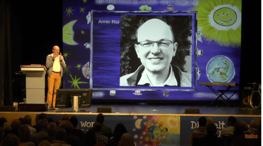 Armin Risi Vortrag
