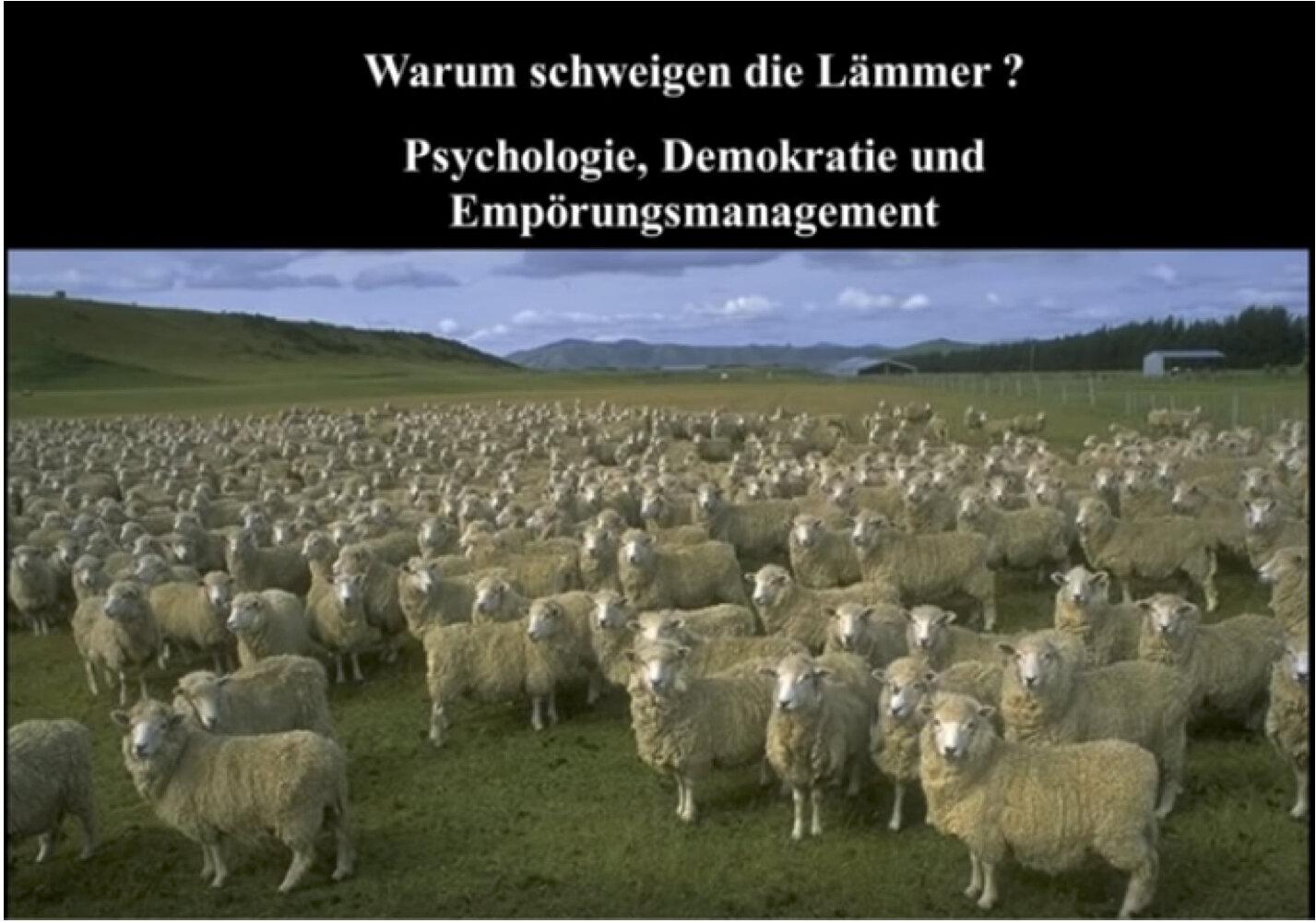 Vortrag Rainer Mausfeld