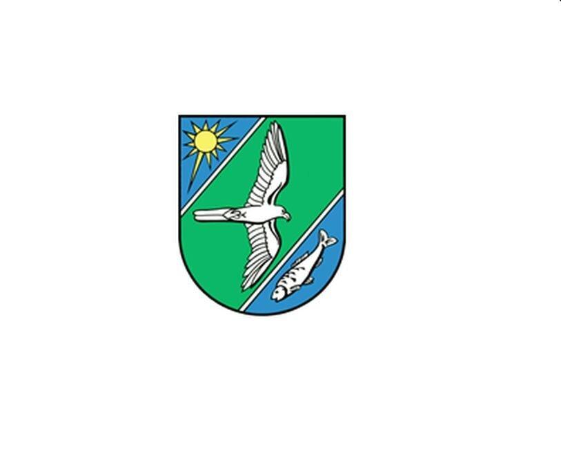 Unser Bild zeigt das Falkenseer Stadtwappen.