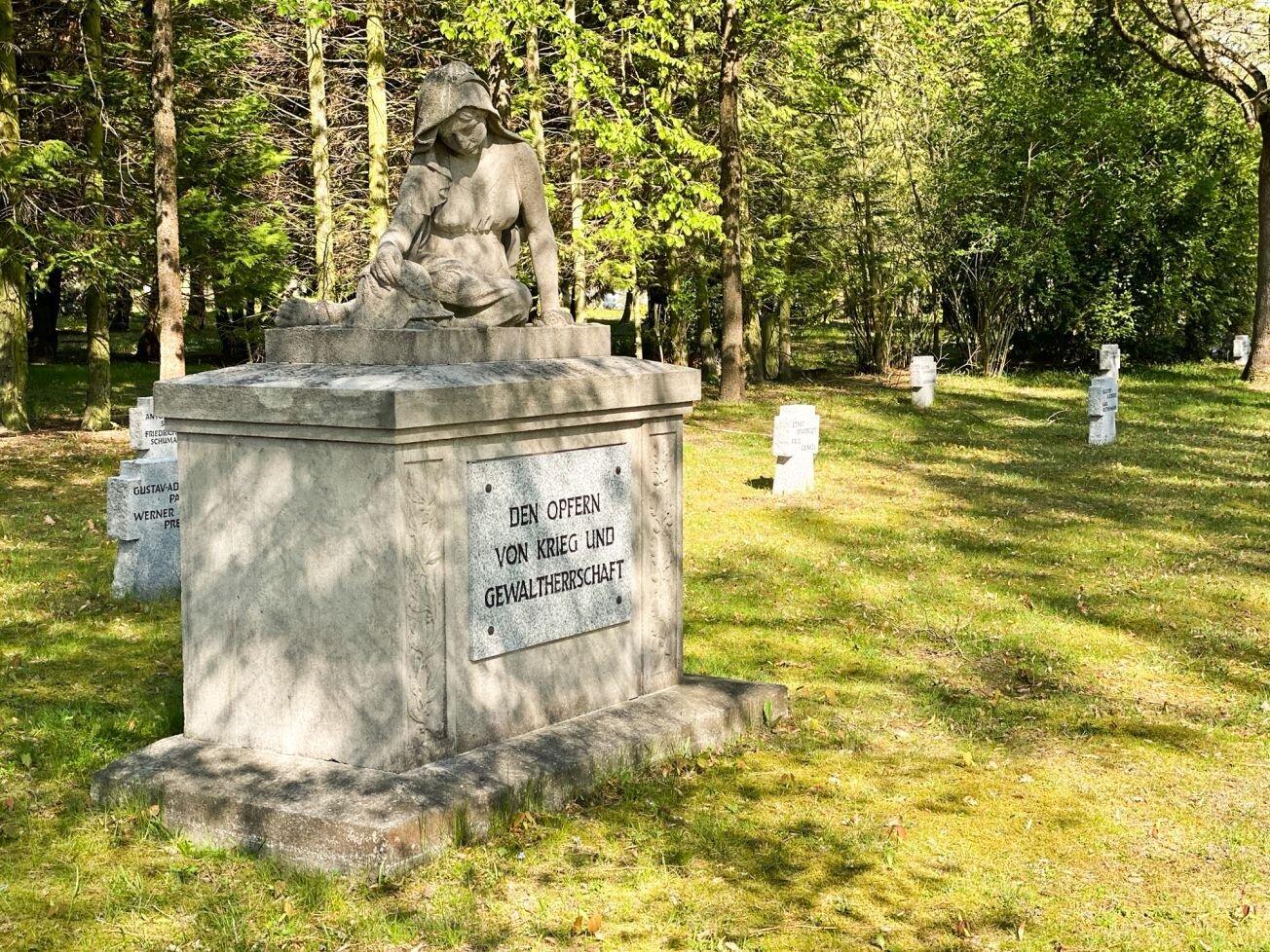 Ehrenfriedhof für die Opfer von Krieg und Gewaltherrschaft