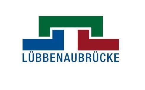 Logo der Lübbenaubrücke