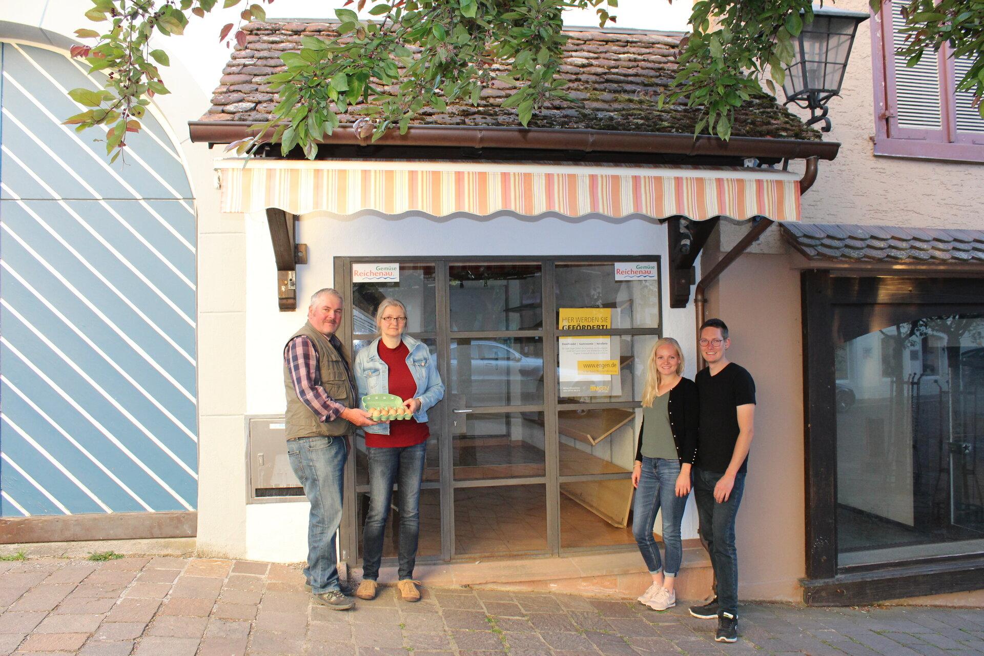 Lebensmittelautomat Drexler