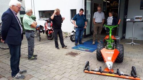 Motormäher Dingelsdorf