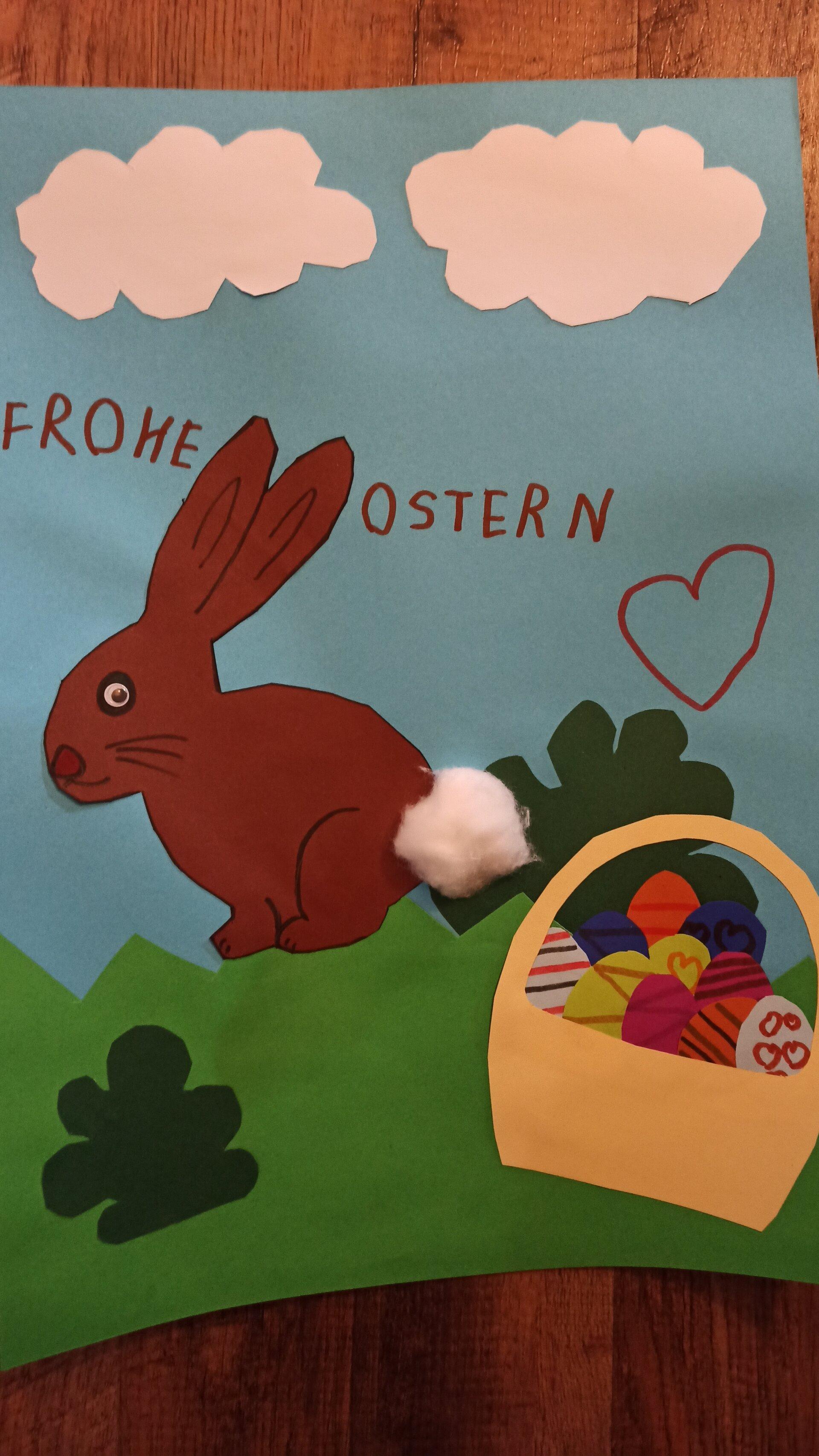 Bild frohe Ostern