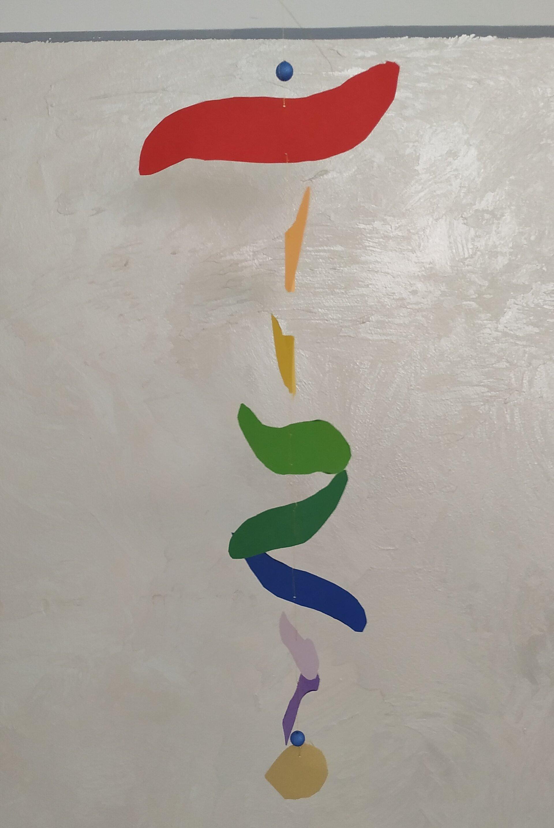 Regenbogenmobile