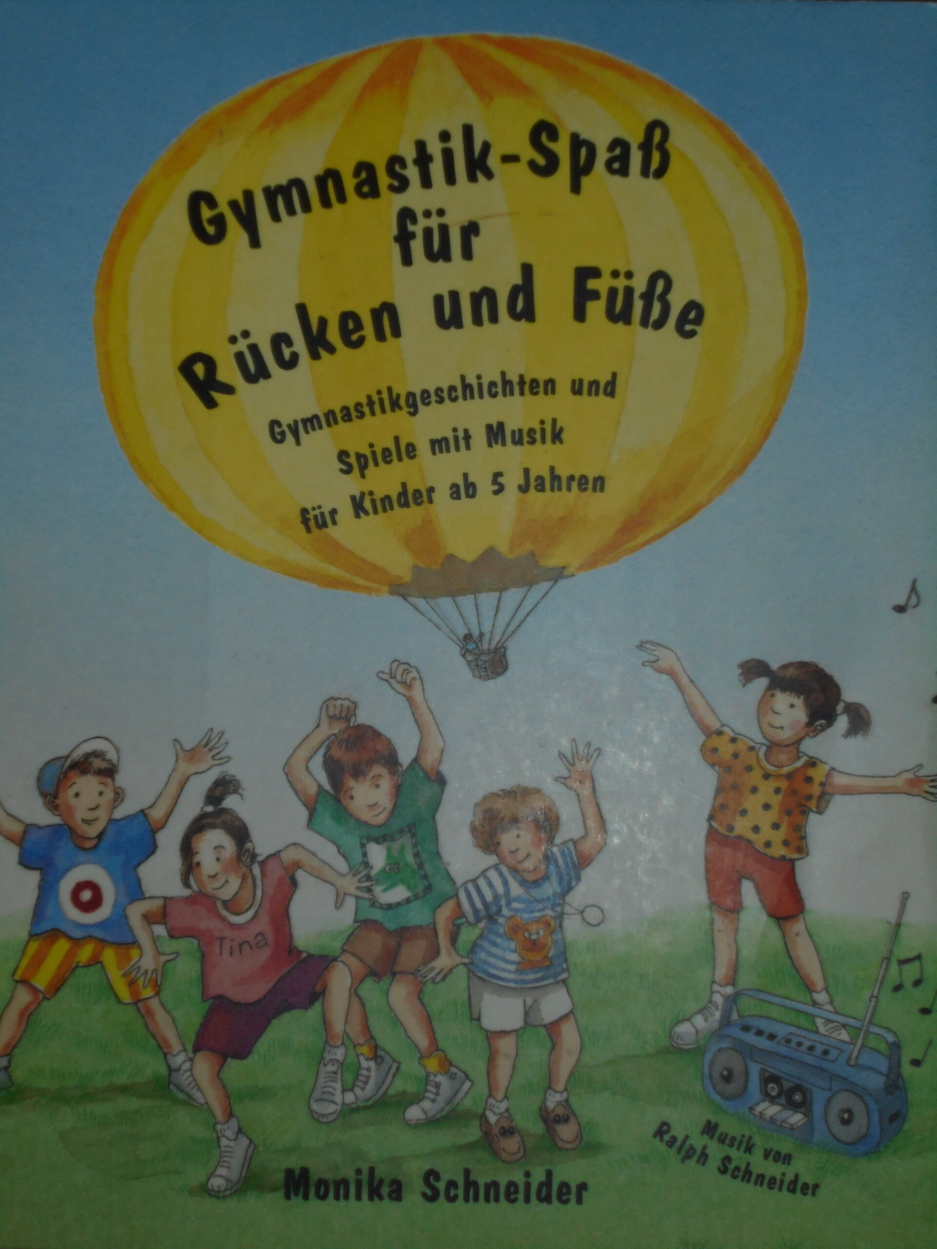 Gymnastikspaß