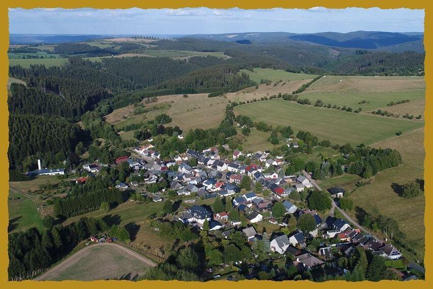 Ortsansicht Friedersdorf