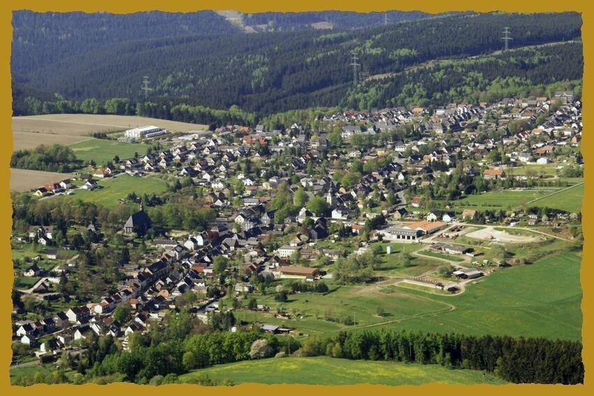 Stadtansicht Großbreitenbach