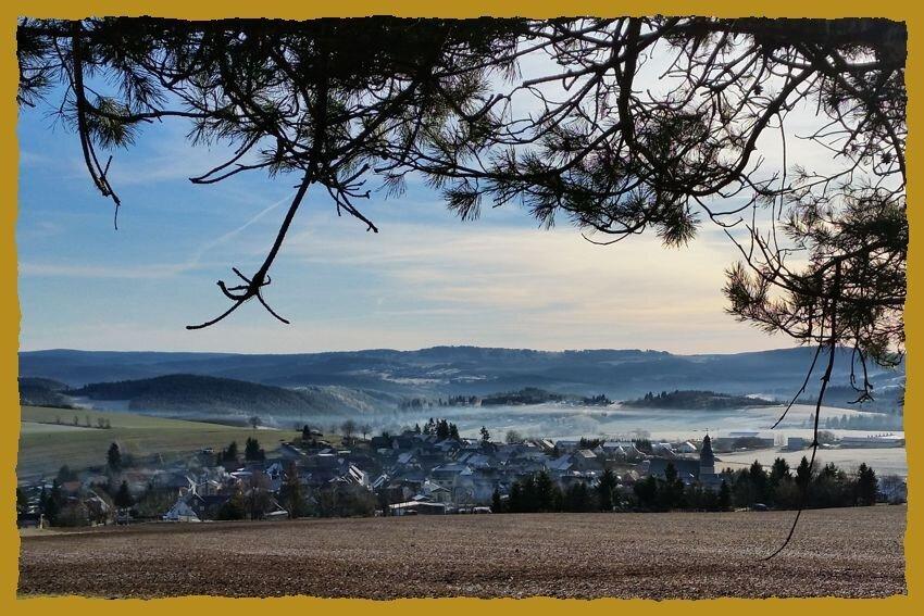 Ortsansicht Herschdorf