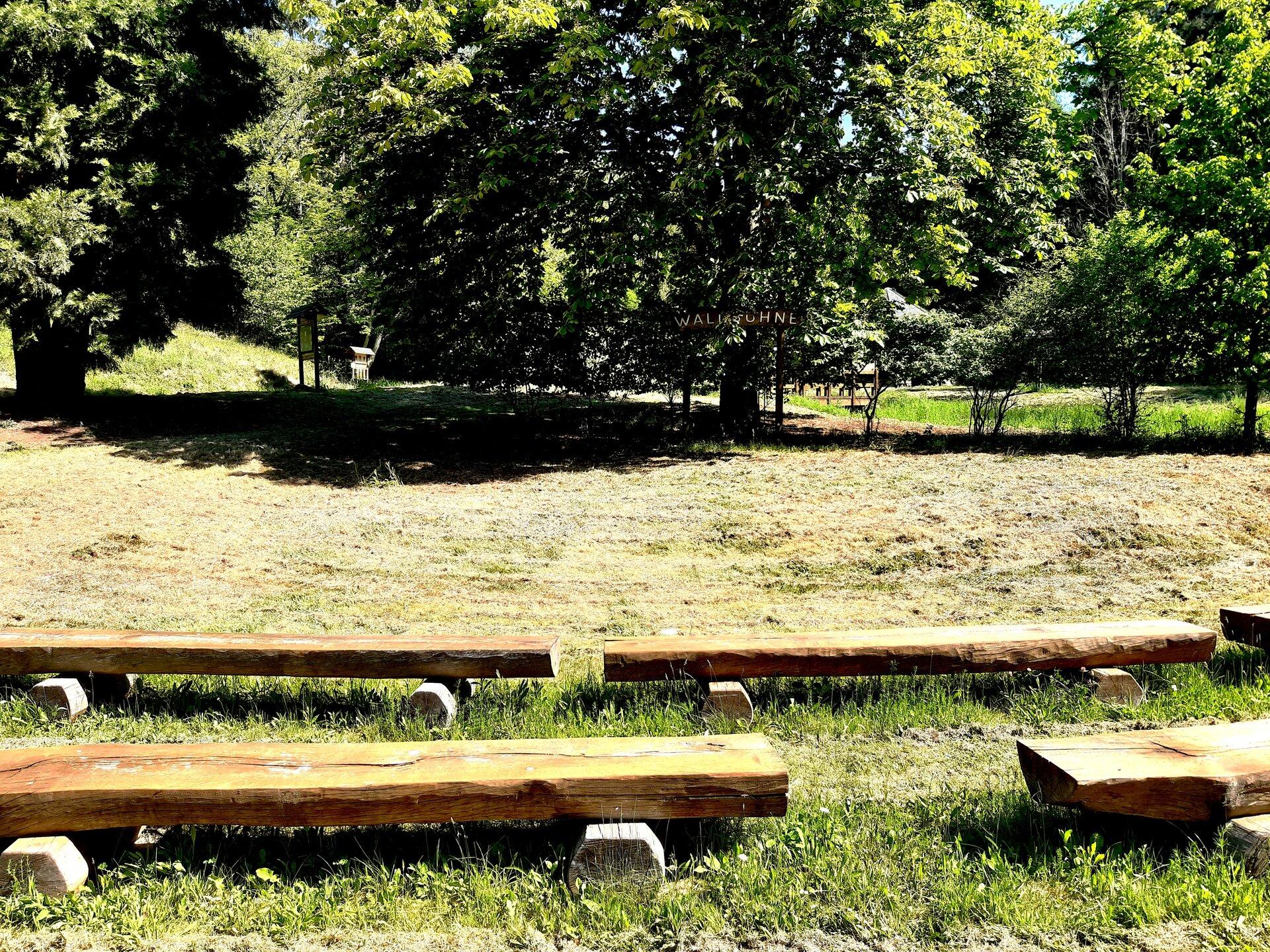 Waldbühne Waldforum Roskerbach